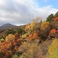 Photos: 吾妻山の紅葉美
