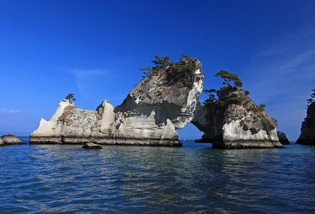 Photos: 幻となった島