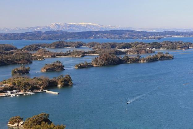 Photos: 壮大な松島湾