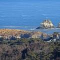 Photos: 石巻湾の不思議な波
