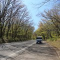 蔵王への道