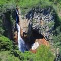 初夏の不帰の滝