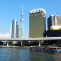 隅田川と水上バス