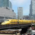 黄色の新幹線