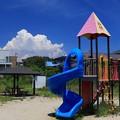 Photos: 真夏の児童公園