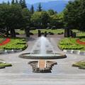 Photos: 噴水の美しい公園