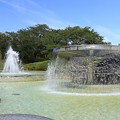 Photos: 真夏の噴水