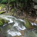 Photos: 磊々峡の流れ