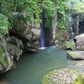 Photos: 磊々峡の隠れ滝