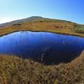 Photos: 月山の大きな池塘