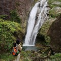 秘境の鈴ヶ滝