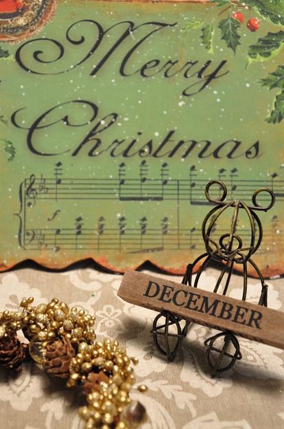 December (クリスマス)..★.:*