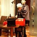 2006 会社後輩の結婚式でマジックショー