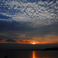 Photos: 宍道湖夕景(初夏)