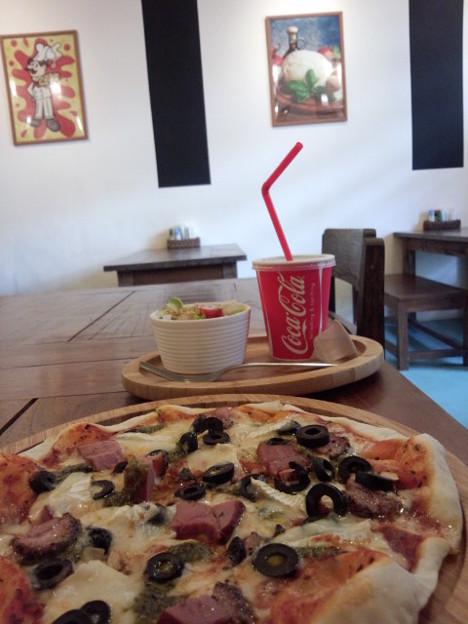 Big Mama Pizza@石手川公園(愛媛)
