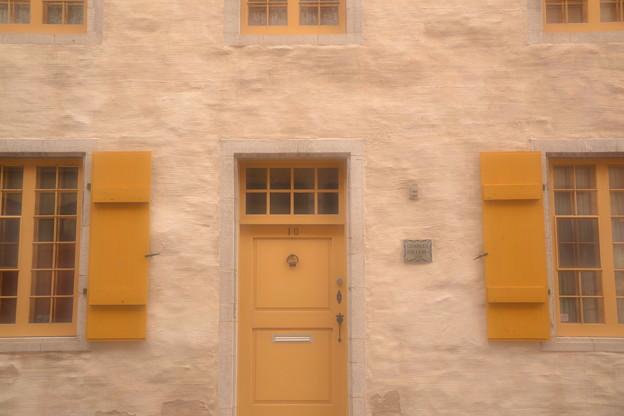 ケベックシティのとある家