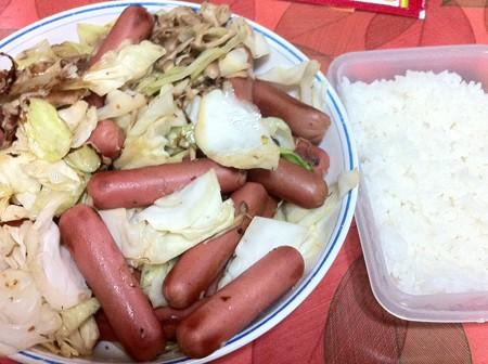 20120810夕食