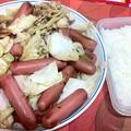 写真: 20120810夕食