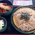写真: 20120810昼食