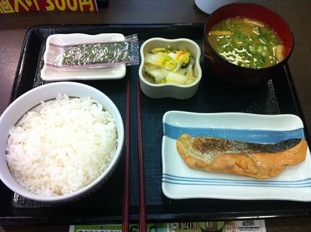 20120819朝食