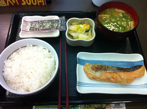 Photos: 20120819朝食