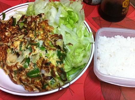 20120820夕食