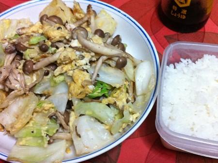 20120822夕食