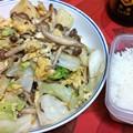Photos: 20120822夕食