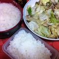 写真: 20120823夕食