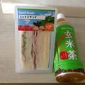 写真: 20120925朝食