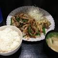 写真: 20120925昼食