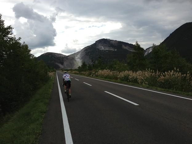 Photos: 硫黄山