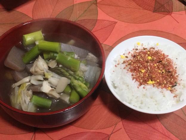 写真: 20130228夕食