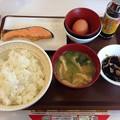 写真: 20130803朝食