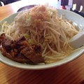Photos: 麓郷舎 麓郷味噌大盛りストレート麺 ニンニクアブラ増し