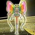 Photos: Selenit Saturn (Sailor Moon) The New Power - season 3...