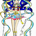 Photos: selenit saturn season 2 power 2 new power of sailor moon 2013 2014 2015 2016