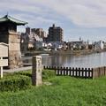 写真: 20090808宮の渡し公園