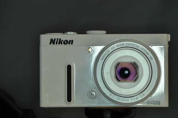 恐怖のカメラ