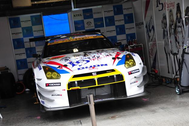 DIJON Racing IS GT-R