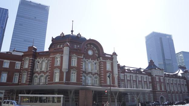 写真: 東京駅 #309