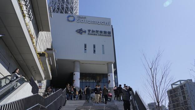 写真: 東京ソラマチ #319