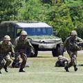 Photos: 久居駐屯地祭・模擬戦闘訓練展示(10)