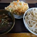 写真: 肉汁うどん(小)
