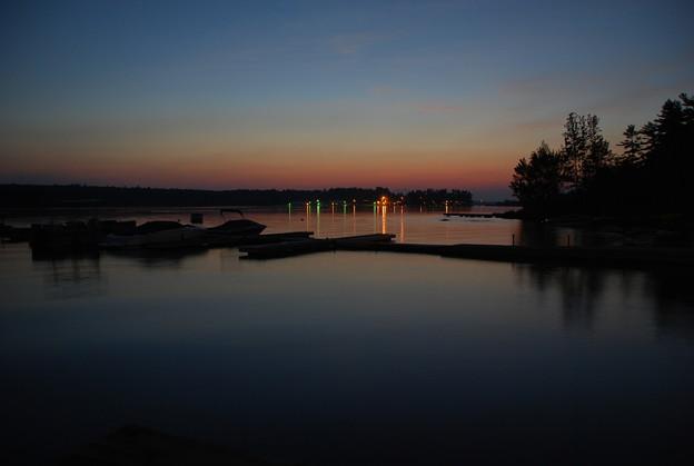 写真: The Twilight at the Basin 5-26-12