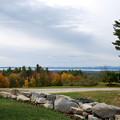 The Stone Wall and Sebago Lake 10-7-12