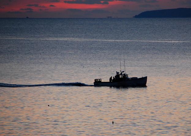 Lobster Boat 11-10-12