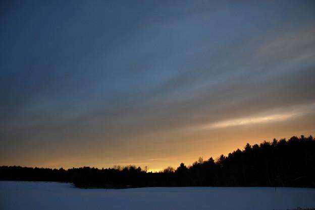 Sunset 12-30-12