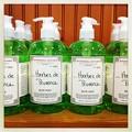 Hand soap Bottles 12-30-12