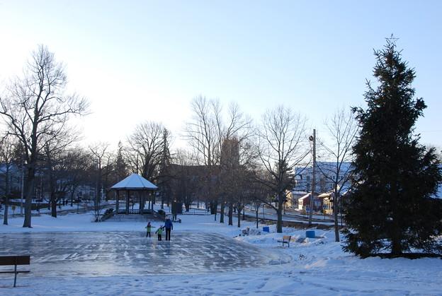 Town Skate Rink 1-20-13